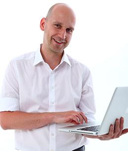 Brandlive Employee Marcus Richter