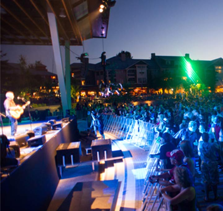 WHISTLER VILLAGE COMES TO LIFE WITH THE WHISTLER PRESENTS FREE CONCERT SERIES