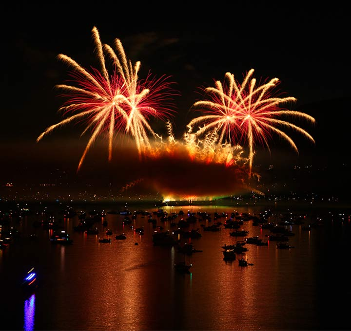 PROVINCE SUPPORTING HONDA CELEBRATION OF LIGHT